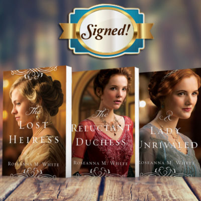 Ladies of the Manor signed