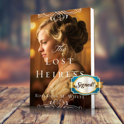 The Lost Heiress signed