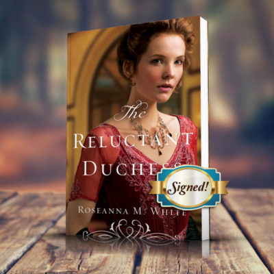 The Reluctant Duchess signed