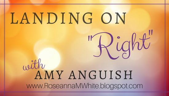 """Landing on """"Right"""" with Amy Anguish"""
