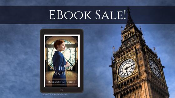 EBook Sale – An Hour Unspent
