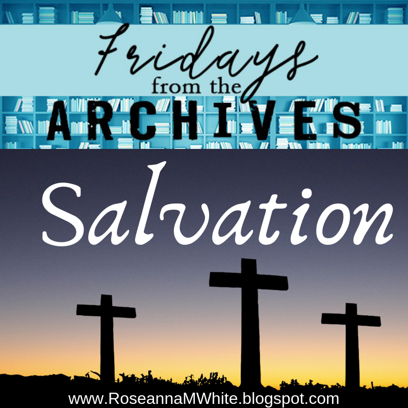 Fridays from the Archives…Salvation