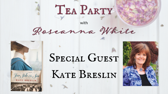 Tea Party With Kate Breslin