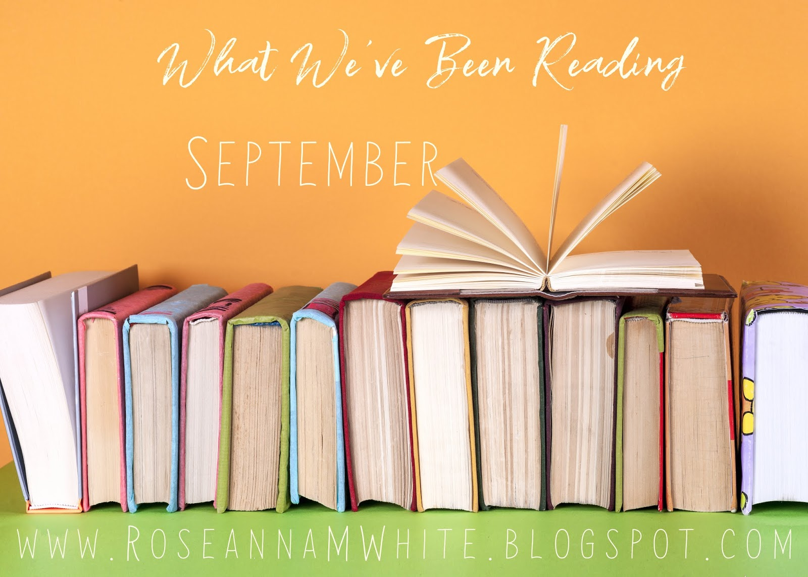What We've Been Reading – September