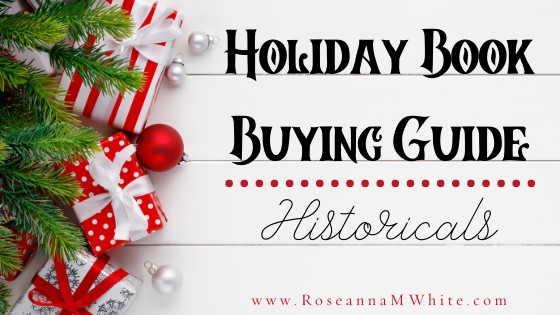 Holiday Book Buying Guide – Historicals