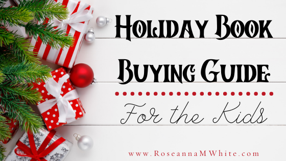 Holiday Book Buying Guide – For the Kids