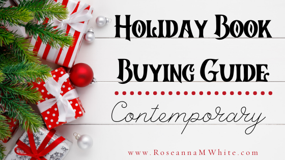 Holiday Book Buying Guide – Contemporary Fiction