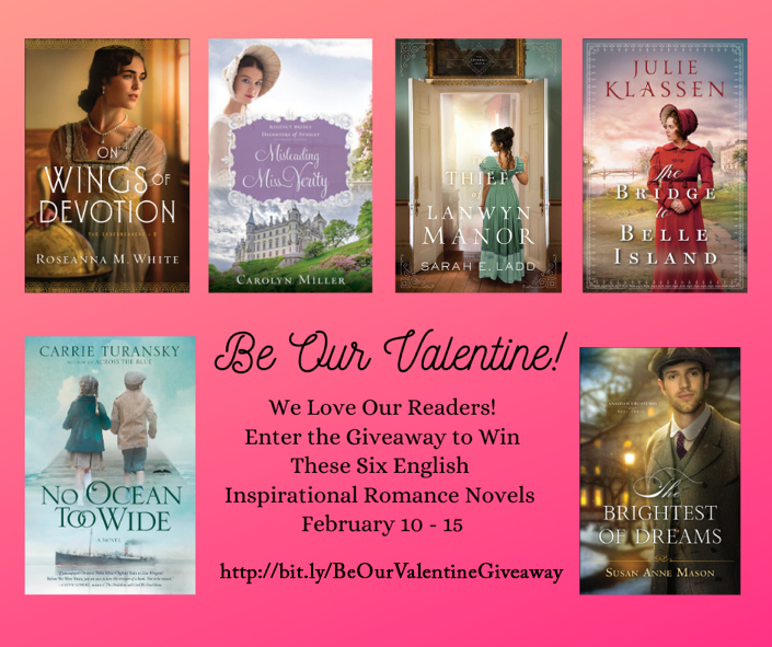The Be Our Valentine Giveaway!