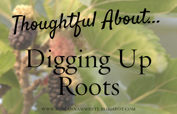 Digging Out Roots